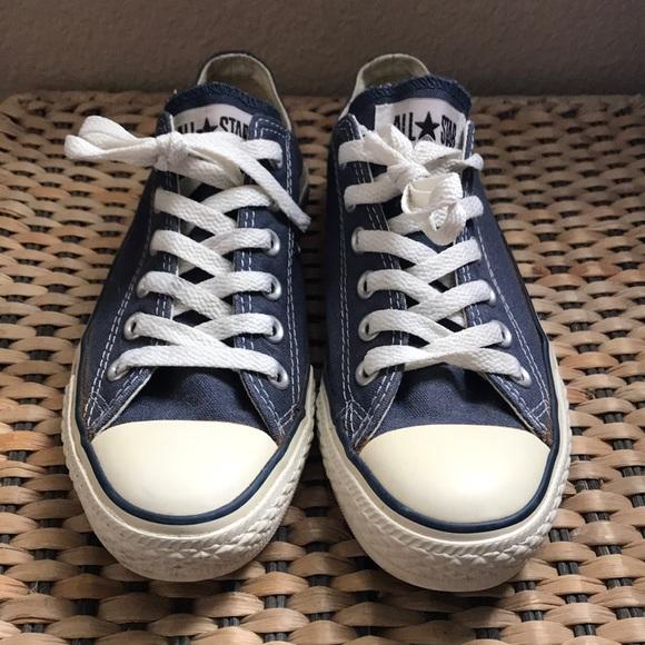 Converse Shoes | Navy Blue Chucks